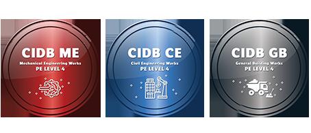 Rowani-Engineering-CIDB badges